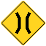 Wa-24 Narrow Structure Sign